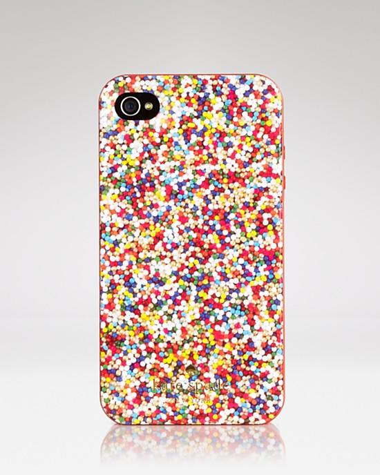 Kate Spade Sprinkles iPhone Case