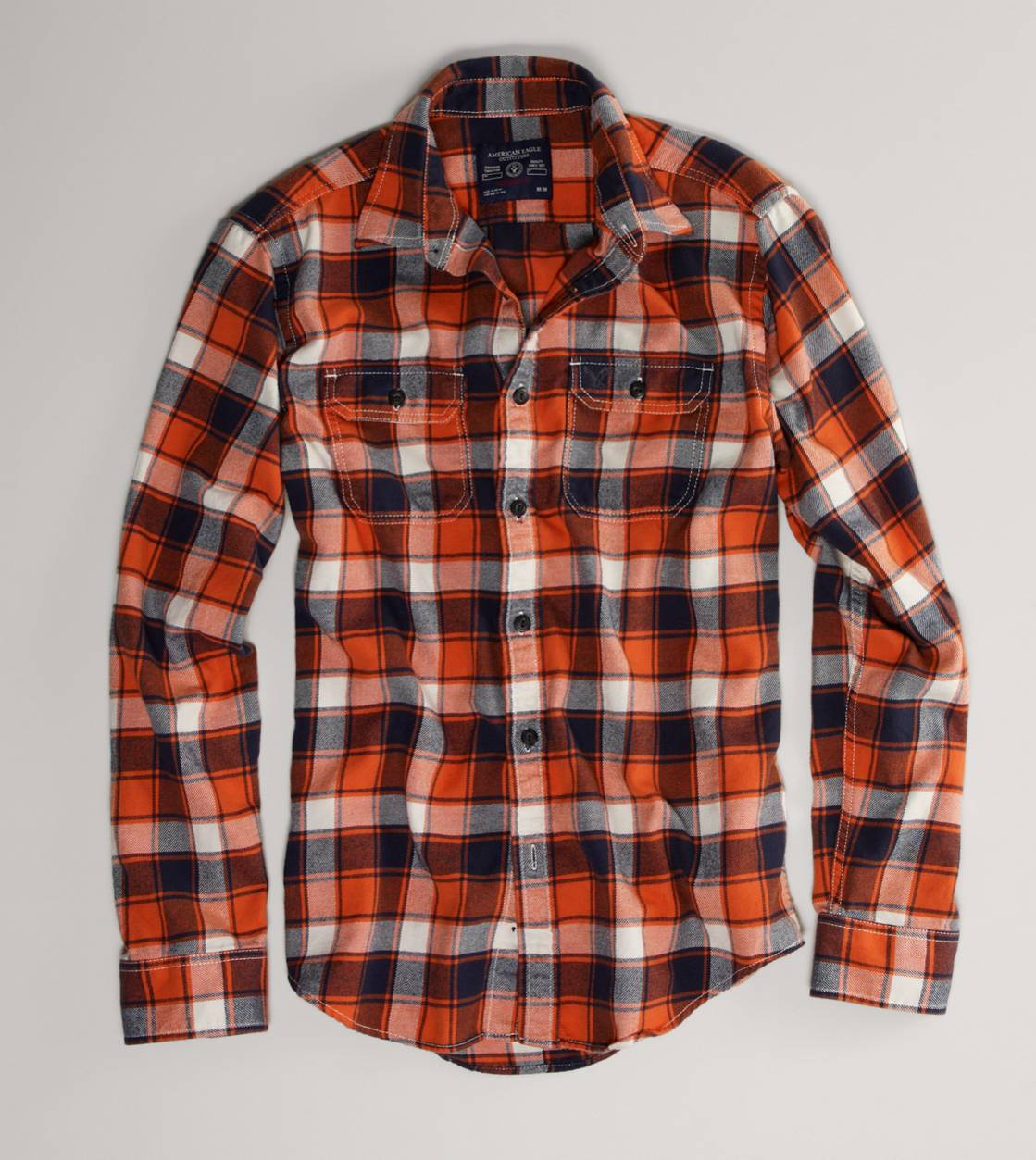 Design Plaid & Flannel Shirts Online. No Minimums or Set-Ups.