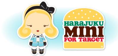 Sb Loves Harajuku Mini For Target Stellabegonias