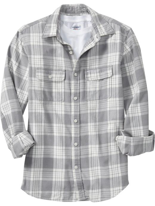 mens white flannel shirt is shirt