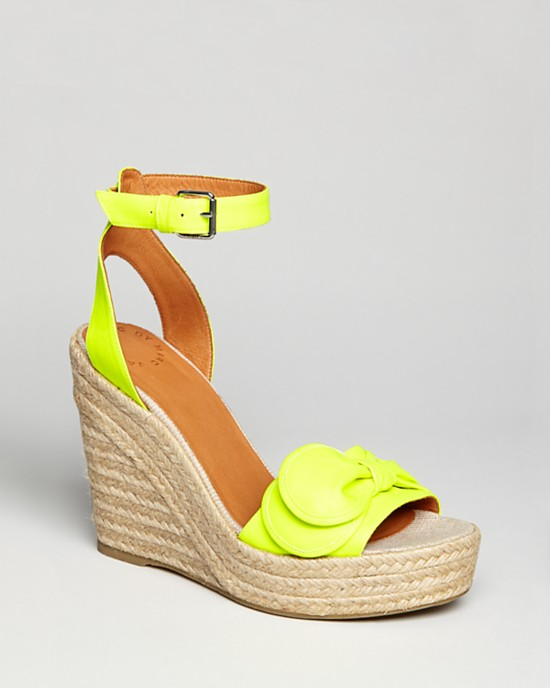 f2f5092b45e MARC BY MARC JACOBS Pretty Knot Espadrille Platform Wedge Sandals