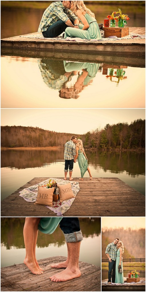 The perfectly styled Engagement Shoot - just perfection.